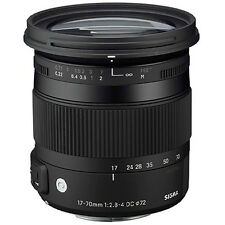 Sigma 17-70mm F2.8-4 DC Macro OS HSM 'C' Lens for Sony A Mount (UK Stock) BNIB