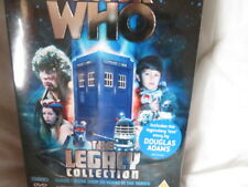 Doctor Who The Legacy Collection Shada/More Than 30 Years In The TARDIS DVD