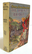 Nancy Drew Mystery The Haunted Bridge 1st / 2nd - 1938A-2 - Carolyn Keene