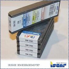 (50 pcs) DGN 3102C IC328 ISCAR *** 50 INSERTS *** FACTORY PACK ***