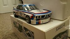 AUTOART 1:18 DIE CAST MODEL: BMW 3.0 CSL SPA 1973 WINNER QUESTER/HEZEMANS #10