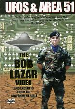 UFOs and Area 51, Vol. 2: The Bob Lazar Video (DVD Used Very Good)
