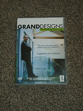 GRAND DESIGNS - THE COMPLETE SERIES ONE - RARE DVD IN VGC (FREE UK P&P)