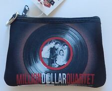 Million Dollar Quartet Coin Purse-Elvis-Carl Perkins, Johnny Cash Jerry Le Lewis