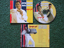 Latin Vallenato JORGE CELEDON & JIMMY ZAMBRANO *¡Juepa Je!* DELETED Colombia CD