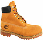 Timberland AF 6 Inch Prem Mens Boys Boots Wheat Leather Winter Casual 10061 U19
