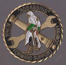 1-38 Field Artillery Assassins  Coin 2.25 Inch DIA