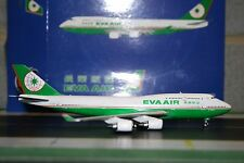 Phoenix models 1:400 EVA Air Boeing 747-400 B-16409 'Farewell' (PH4EVA1259)