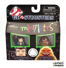 Ghostbusters Minimates TRU Wave 1 Courtroom Peter & Washington Square Ghost