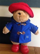 BUILD A BEAR FACTORY RARE & HTF PADDINGTON BEAR & CLOTHES & BOOTS
