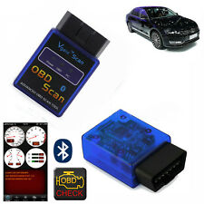 OBD2 ELM327 V2.1 Bluetooth Car Scanner Android Torque Auto Scan Tool OBD-II h27