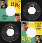 """Elvis Presley """"Stuck On You /Fame and Fortune"""" RCA Victor 47-7740 1960 Rock"""