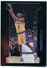 1997-98 Skybox Premium KOBE BRYANT Rock 'N Fire Los Angeles Lakers Rare SP 1:18