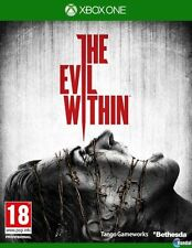 EVIL WITHIN  para XBOX ONE ( segunda mano )