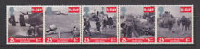 GB MNH STAMP STRIP 1994 50th Anniv of D-Day SG 1824-1828  10% OFF FOR ANY 5+