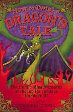 How to Train Your Dragon #5: How to Twist a Dragon's Tale c2008, Hardcover, NEW