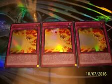 3x Obliterate!!! 1st Edition Ultra Rare LDK2-ENY03 Yu-Gi-Oh!