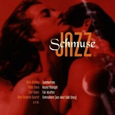 Schmuse Jazz 1 (Sony) Billie Holiday, Miles Davis, Chet Baker, Dave Brube.. [CD]