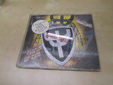 Judas Priest A Touch Of Evil CD single with patch NWOBHM