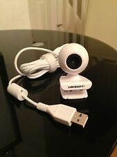 UBISOFT Motion Tracking Webcam USB Camera Nintendo Wii PC Computer