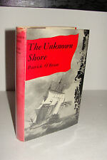 The Unknown Shore by Patrick O'Brian UK 1st/1st 1959 Rupert Hart-Davis Hardcover