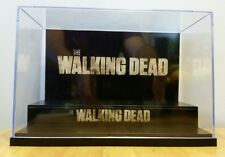 THE WALKING DEAD action figure custom display case diorama-CASE ONLY