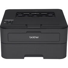 Brother Compact Wireless Laser Printer with Multiple Connectivity Options, Black