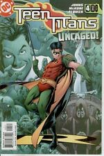Teen Titans #4 Geoff Johns Robin FREE UK POST NM