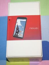 "NEW Nexus 6 XT1103 32GB 4G LTE Unlocked Global GSM phone 6"" AMOLED QuadCore Blue"