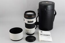 "#1253""""""Near Mint"""""" MINOLTA HIGH SPEED AF APO 80-200mm f/2.8 from JAPAN"