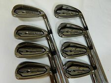 2016 Used Mizuno JPX EZ Forged Iron set 4-GW XP 95 r300 Regular steel Irons