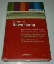 Ratgeber Bewerbung mit Beispielen Optimale Vorbereitung Tandem Verlag NEU!