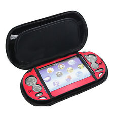 Black Carry Hard Case Cover Bag Pouch for Sony Playstation PSV PS Vita 1000 2000