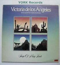 2383 389 - VICTORIA DE LOS ANGELES - Songs Of Many Lands - Ex Con LP Record