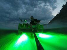 UNDERWATER BOAT LED LIGHT UNDER WATER FISHING LEDS WAKEBOARD BOARD MARINE LIGHTS