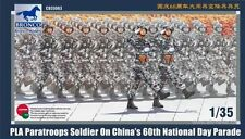 Bronco 1/35 PLA Paratroops Soldier On China's 60th National Day # CB35063