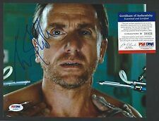 """TIM ROTH Signed 8""""x10"""" Photograph PSA Authenticated"""