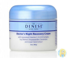 Dr. Denese Doctor's Night Recovery Cream REGENERATING Moisture New/Sealed