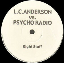 L.C. ANDERSON VS. PSYCHO RADIO - Right Stuff - Oxyd
