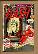 Flash #208 ~Neal Adams Religious Cover~ 1971 (8.5) WH