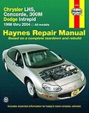 1998-2004 Haynes Chrysler LHS, Concorde, 300M & Dodge Intrepid Repair Manual