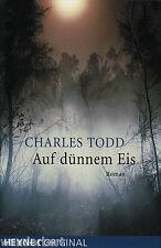 *~ Auf dünnen EIS - Charles TODD   tb (2003)