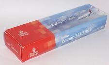 Boeing 747-400 Emirates Airline Sky Cargo Desktop Collectors Model Scale 1:200