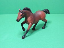 Bully Bullyland Figurine cheval étalon Thoroughbred Stallion Hengst Horse Pferd