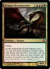 DRAGON BROODMOTHER Alara Reborn MTG Gold Creature — Dragon MYTHIC RARE
