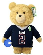 "IN STOCK ""Ted 2"" - Ted 24 INCH R-Rate Talking Plush Teddy Bear Free Shipping"
