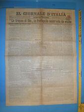 07/02/1908 IL GIORNALE D'ITALIA La tregua di Dio in Portogallo 335