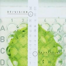 DE/VISION-De/Vision-Devolution  (UK IMPORT)  CD NEW