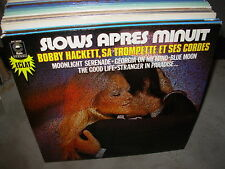 BOBBY HACKETT slows apres minuit ( jazz ) - 2lp - holland -