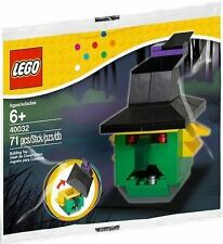 Lego 40032 Witch Halloween Makes a Storage Box - 71 Pieces - Sealed in Bag